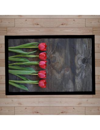Paillasson Jardin Tulipe