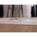 Tapis Vinyle paradou perle