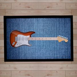 paillasson-décor-guitare