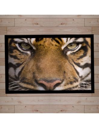 Paillasson décor Tigre