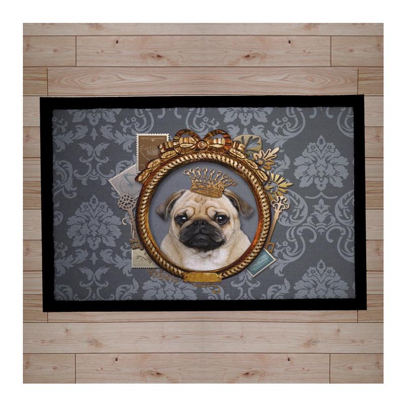Paillasson Rigolo chien