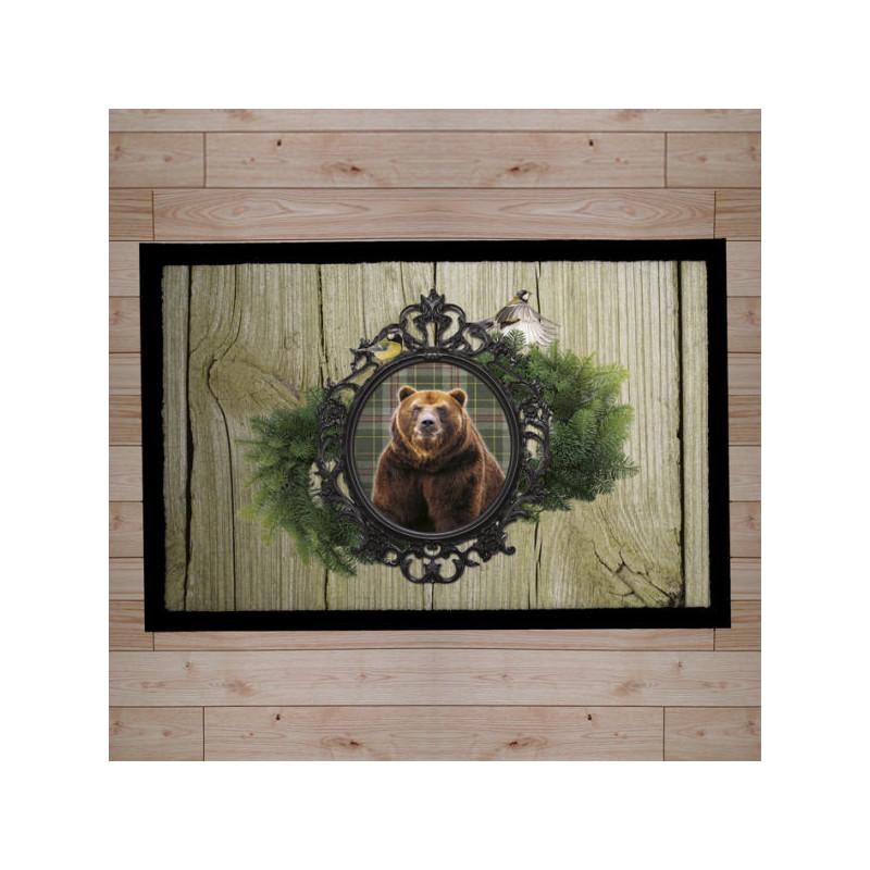 paillasson-Décor-ours
