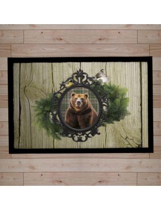 Paillasson Décor ours