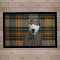 paillasson-Pets rock Sherlock