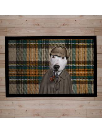 Paillasson Pets rock Sherlock