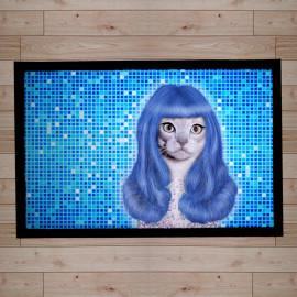 paillasson-Pets Rock Cat