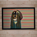 paillasson Pets Rock Reggae