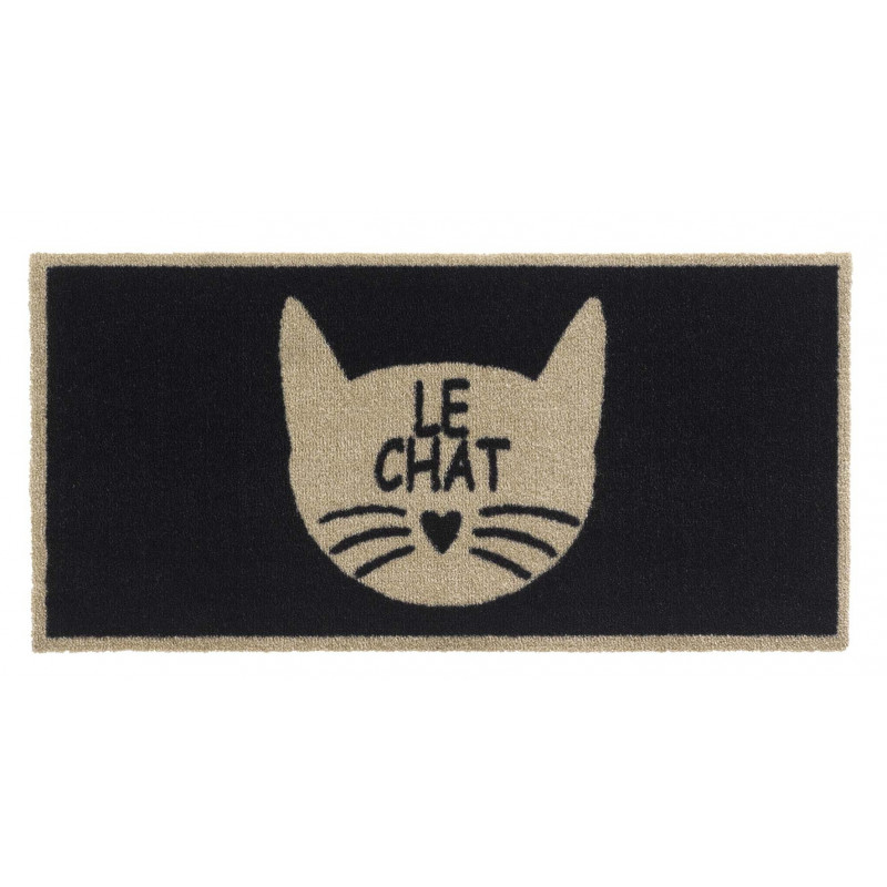 Paillasson design home chat 40x60 CM