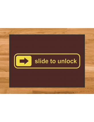 Paillasson Slide