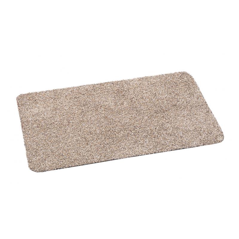 tapis coton beige