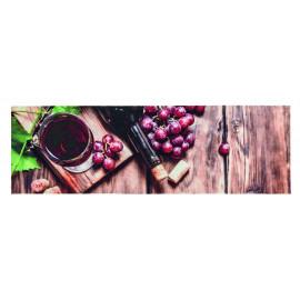 Tapis cuisine Wine