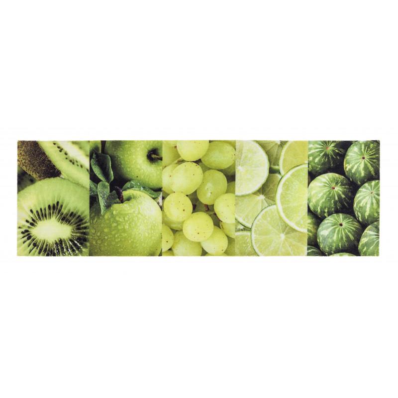 Tapis cuisine fruits