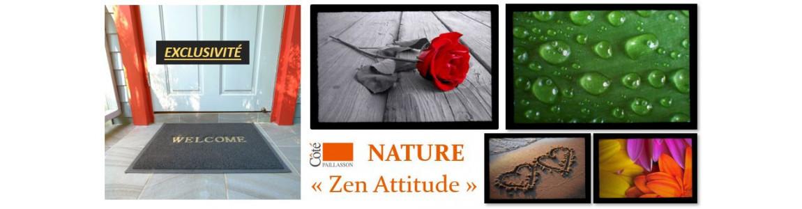 les paillassons nature vous garantissent la zen attitude chez vous